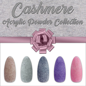 Color Acrylic Powder - CASHMERE Collection