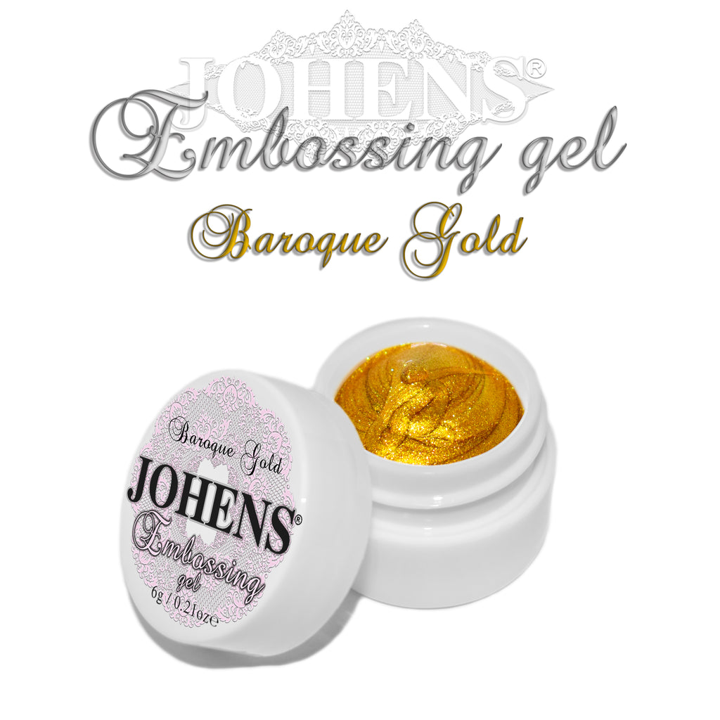 Embossing Gel - Baroque gold