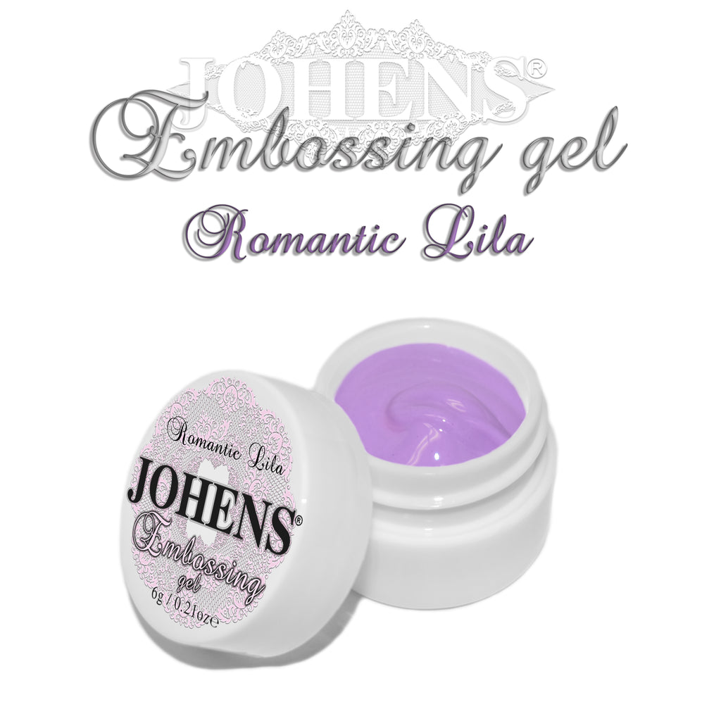 Embossing Gel - Romantic Lila