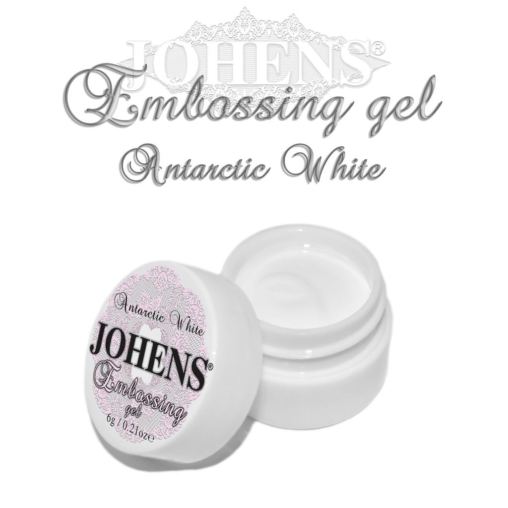 Embossing Gel - Antarctic white