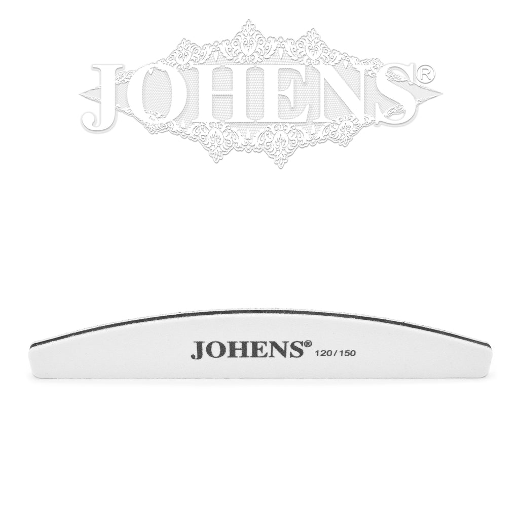 Nail File 120/150 (Black core) 1pc.