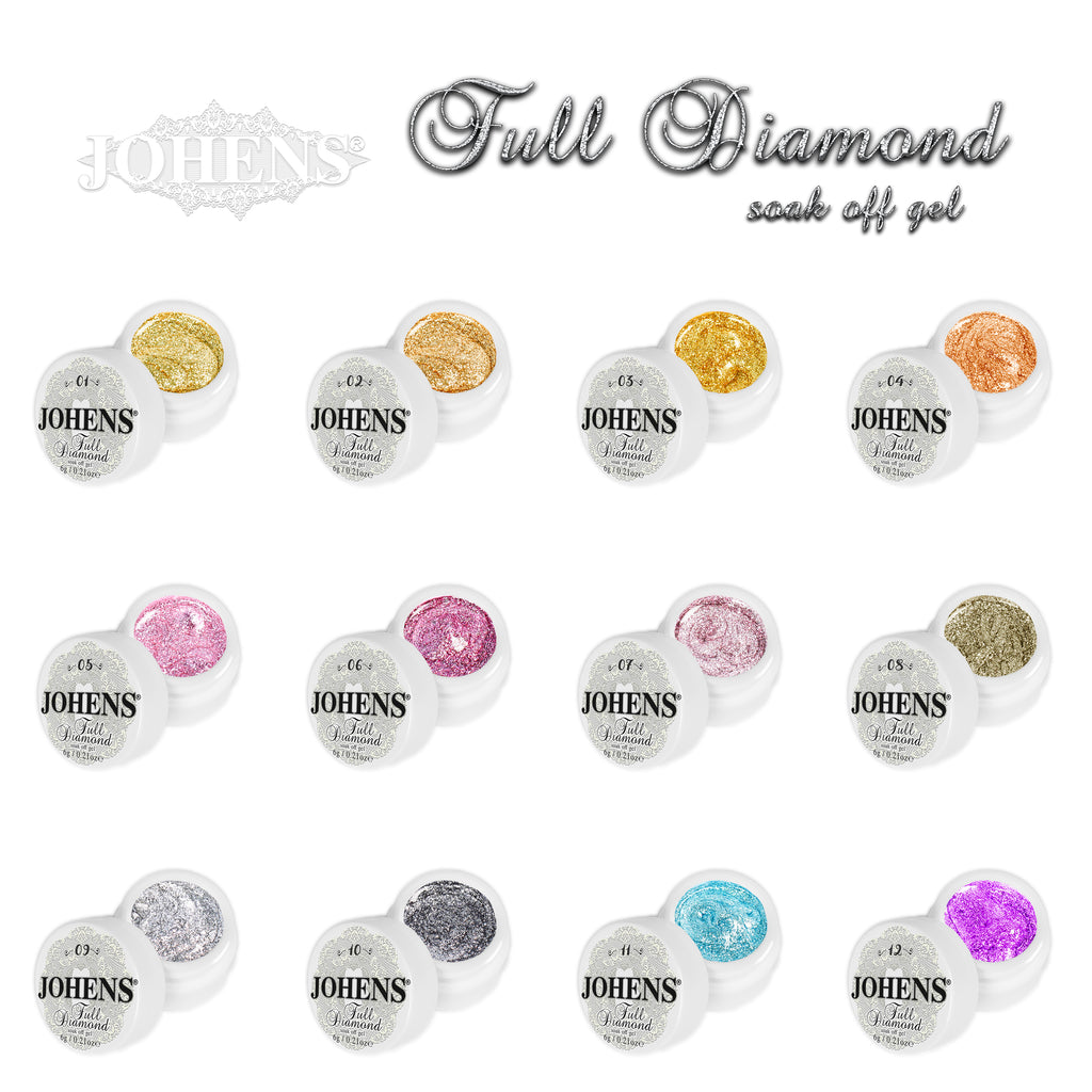 Full Diamond Gel - Full Collection