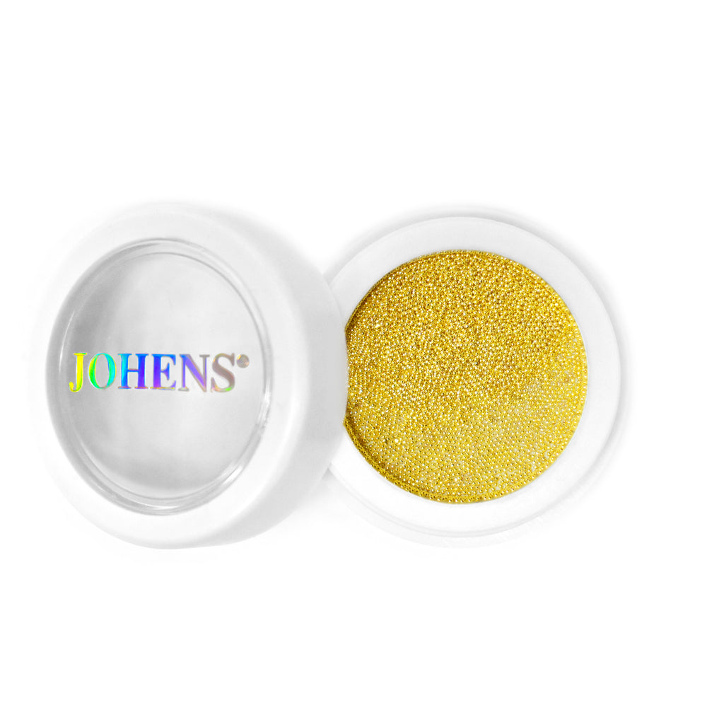 Metal Balls - Gold 0.4mm                                                     Exclusively by Johens