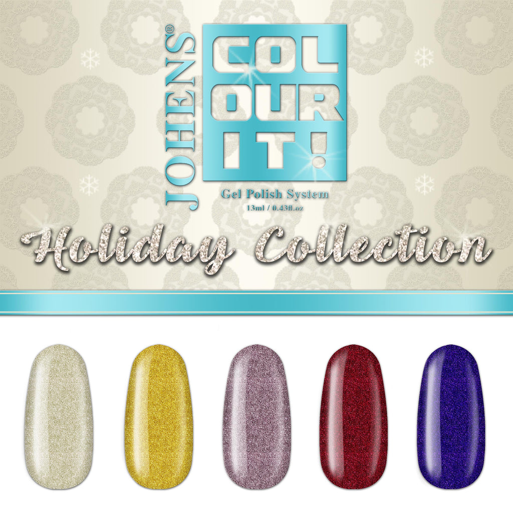 COLOUR IT! HOLIDAY COLLECTION