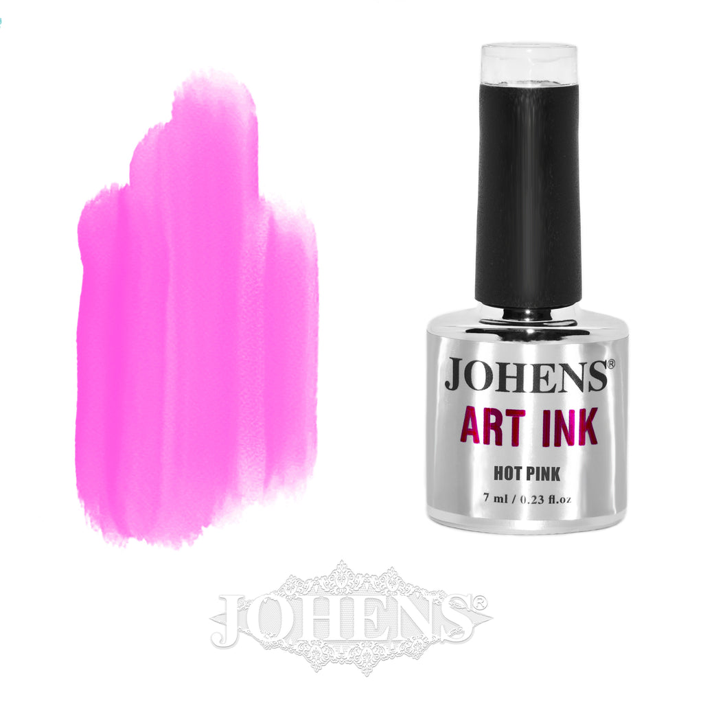 Art Ink - Hot pink