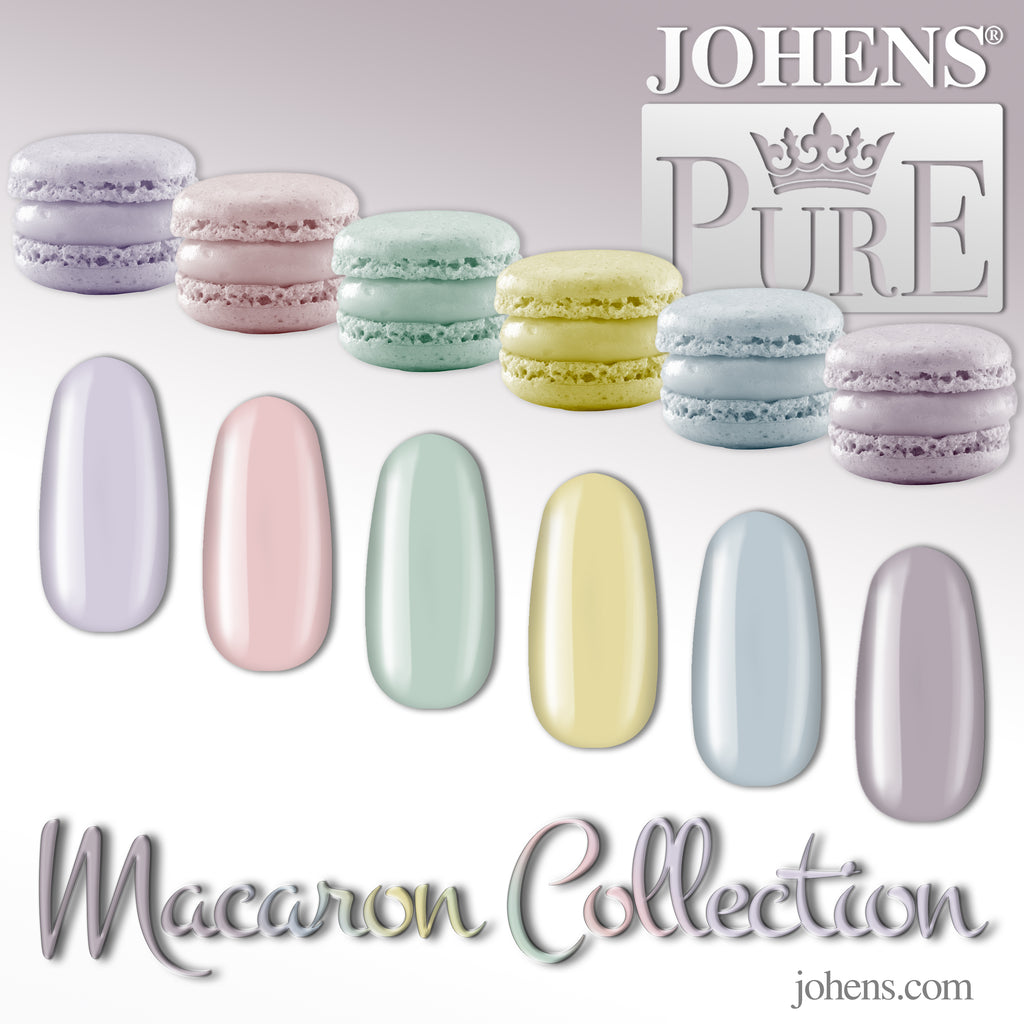 PURE ~ Macaron Collection
