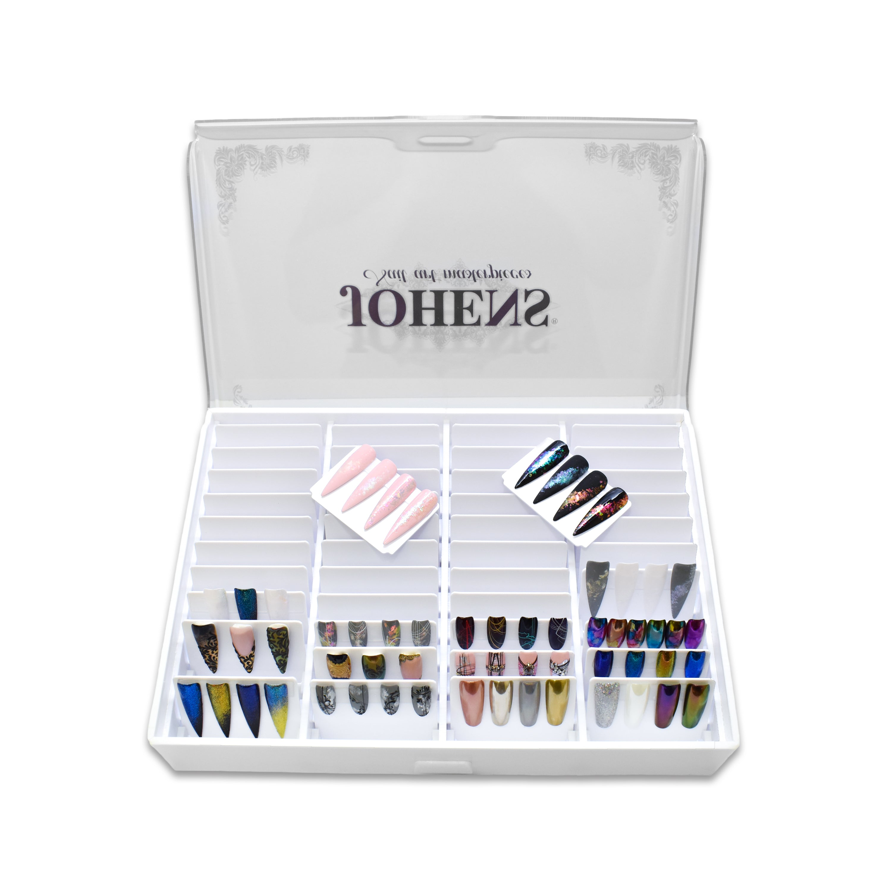 Nail Art Display Box