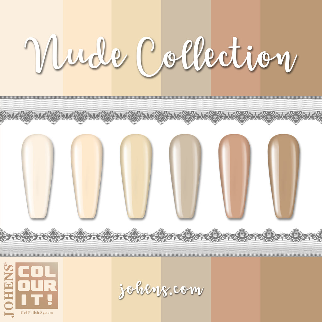 COLOUR IT! NUDE COLLECTION Limited Edition