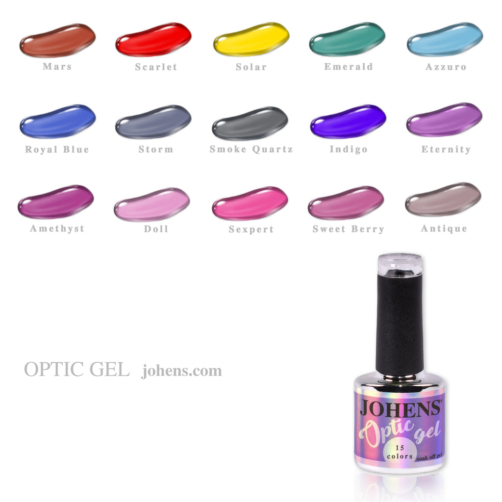 Optic Gel - Full Collection