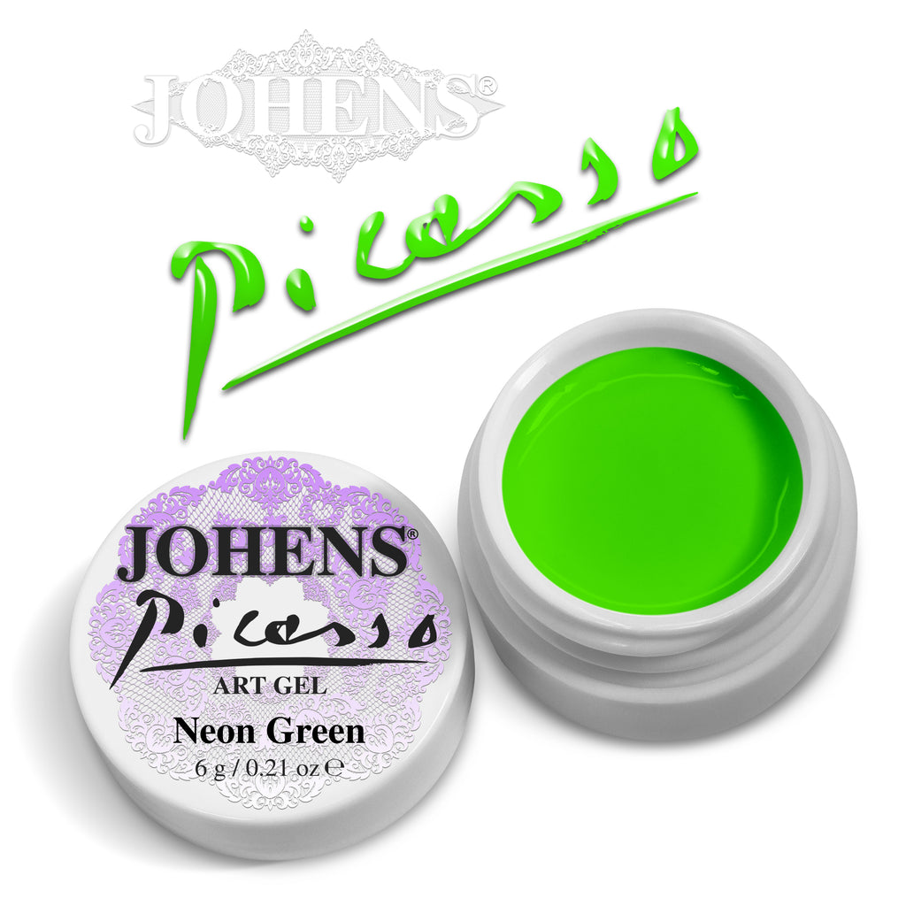 Picasso Art Gel - Neon Green