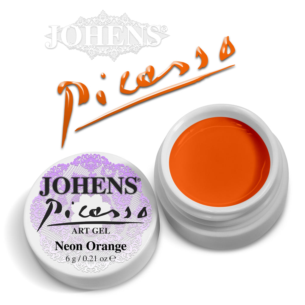 Picasso Art Gel - Neon Orange