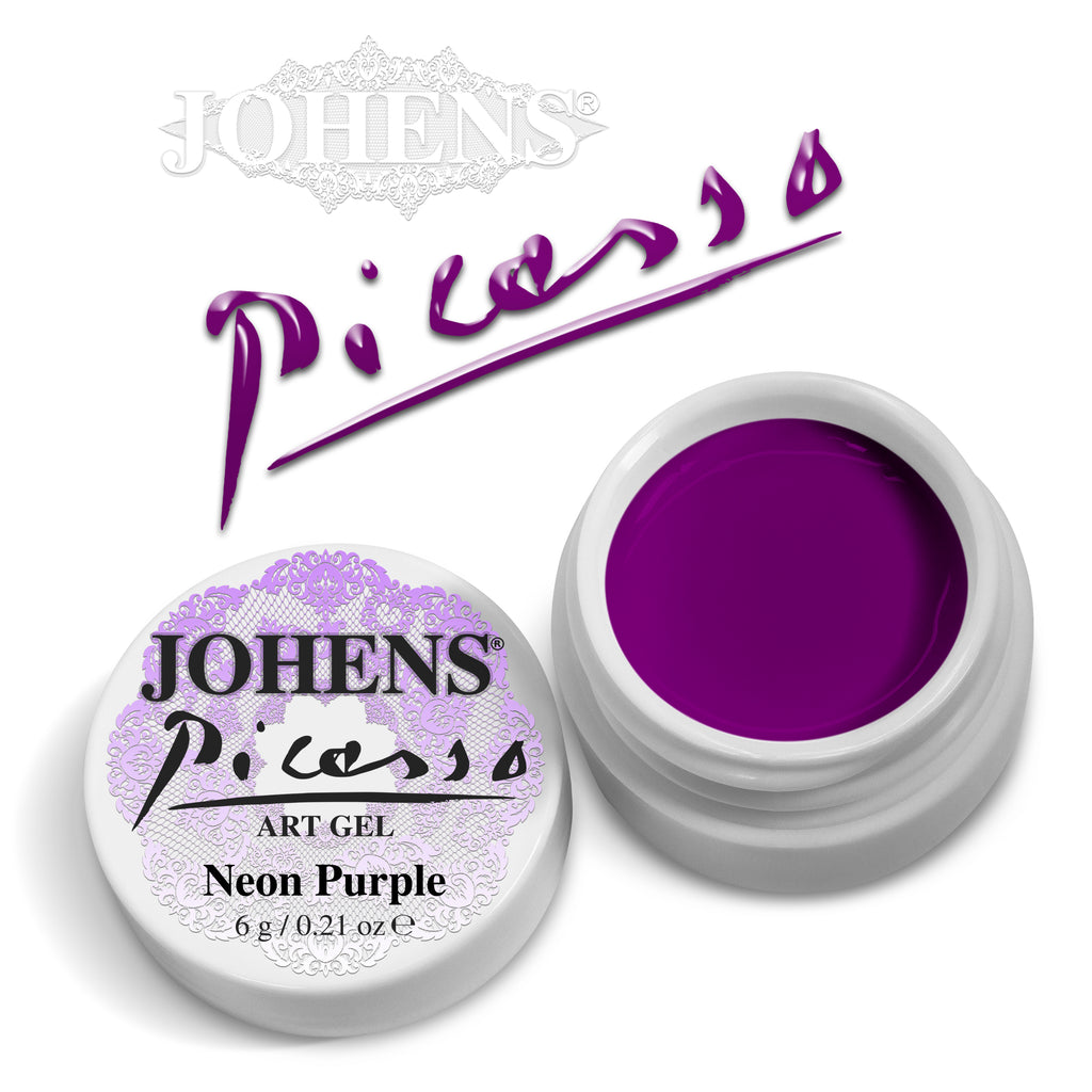 Picasso Art Gel - Neon Purple
