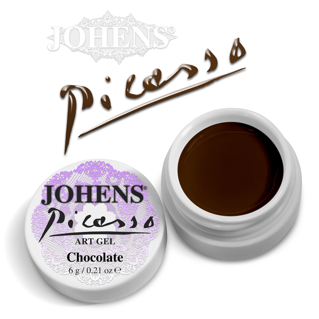 Picasso Art Gel - Chocolate