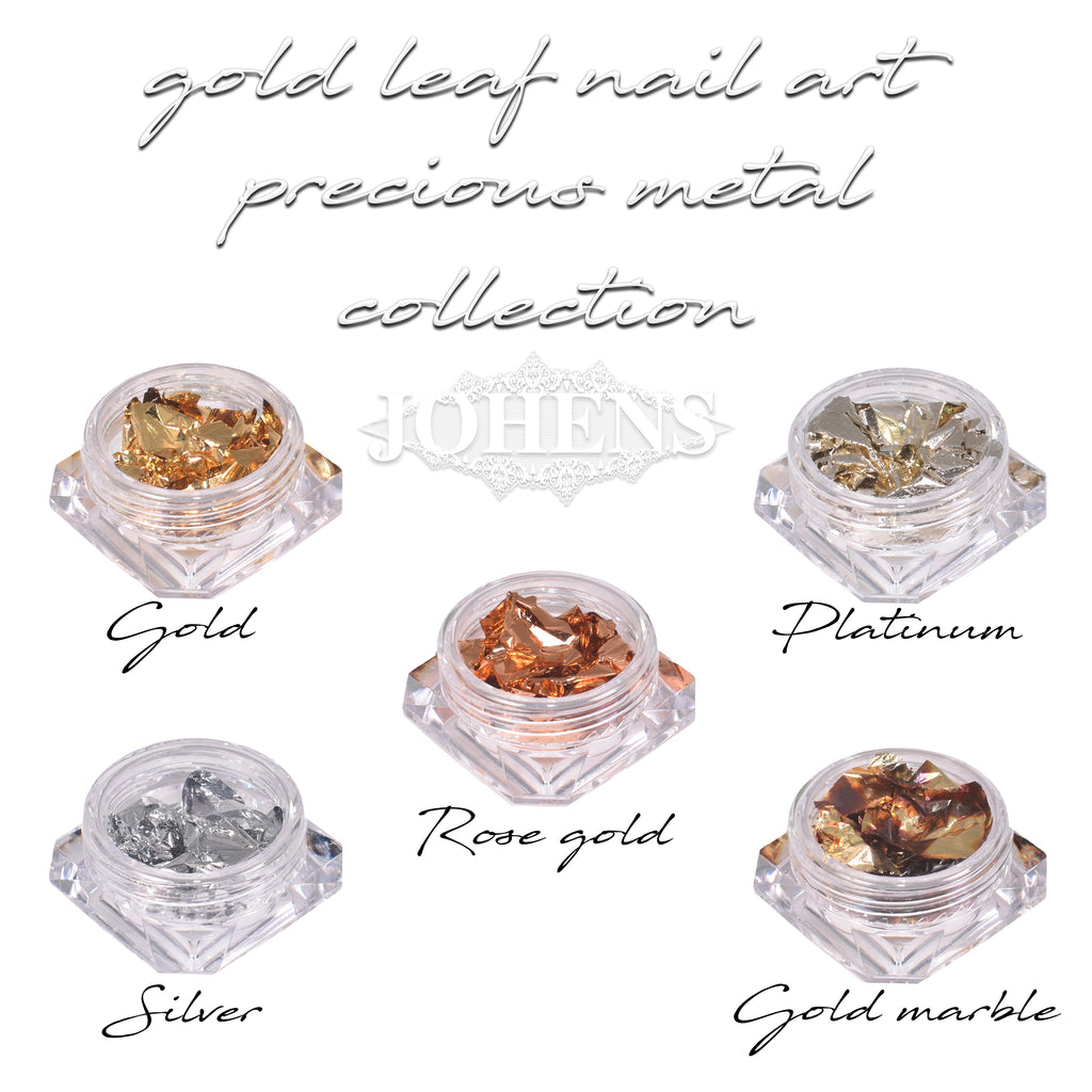 Gold Leaf - Precious Metal Collection