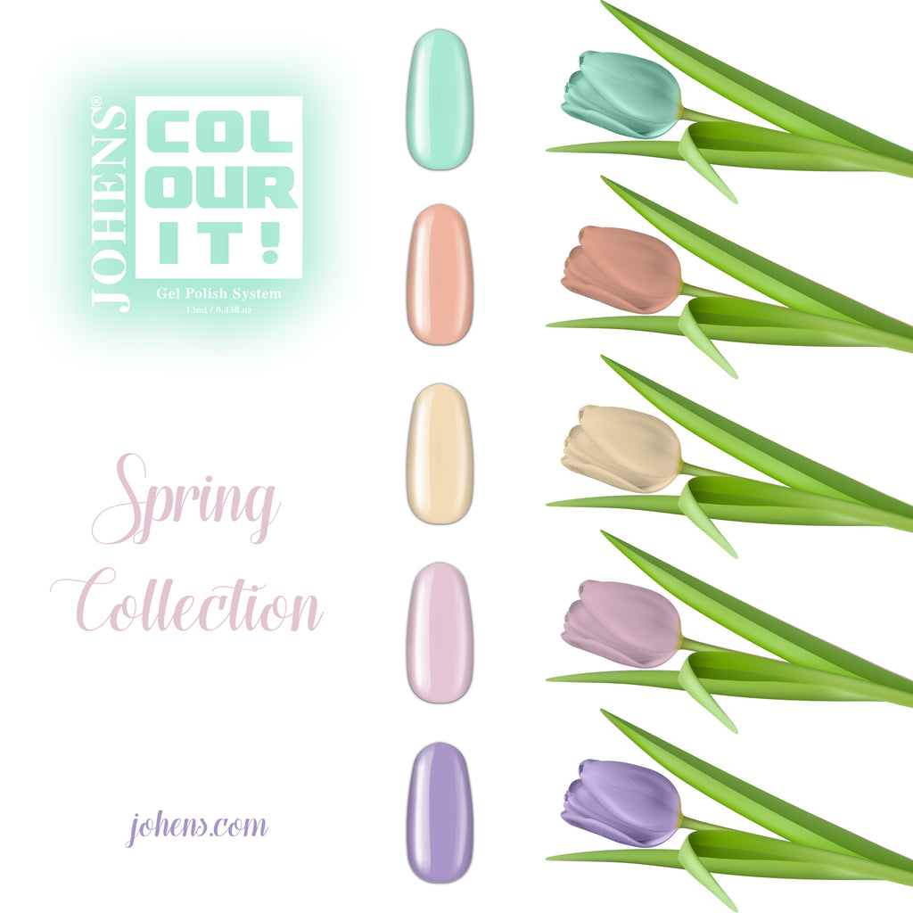 COLOUR IT! Spring Collection