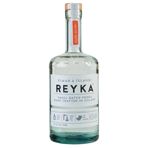 Reyka Small Batch Icelandic Vodka