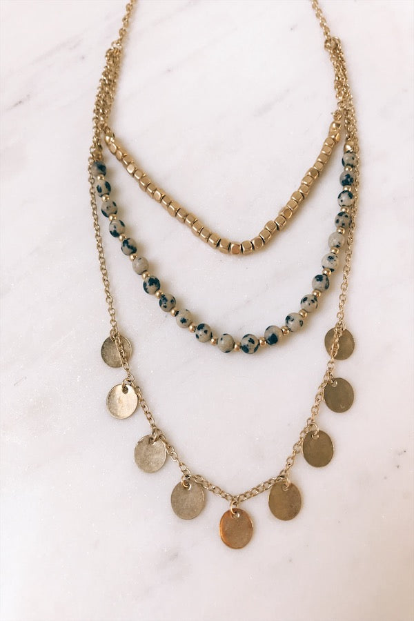 Night Out Layered Necklace