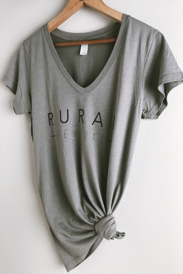 Rural Revival V-Neck