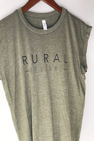 Rural Revival Crewneck