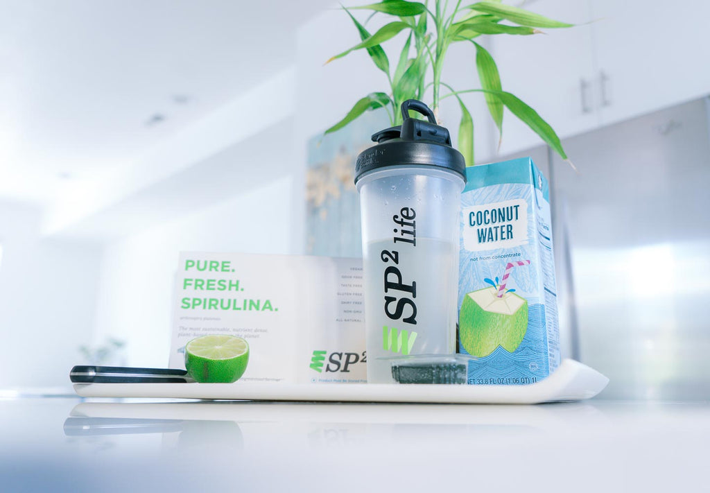 SP2 Spirulina Coconut Water