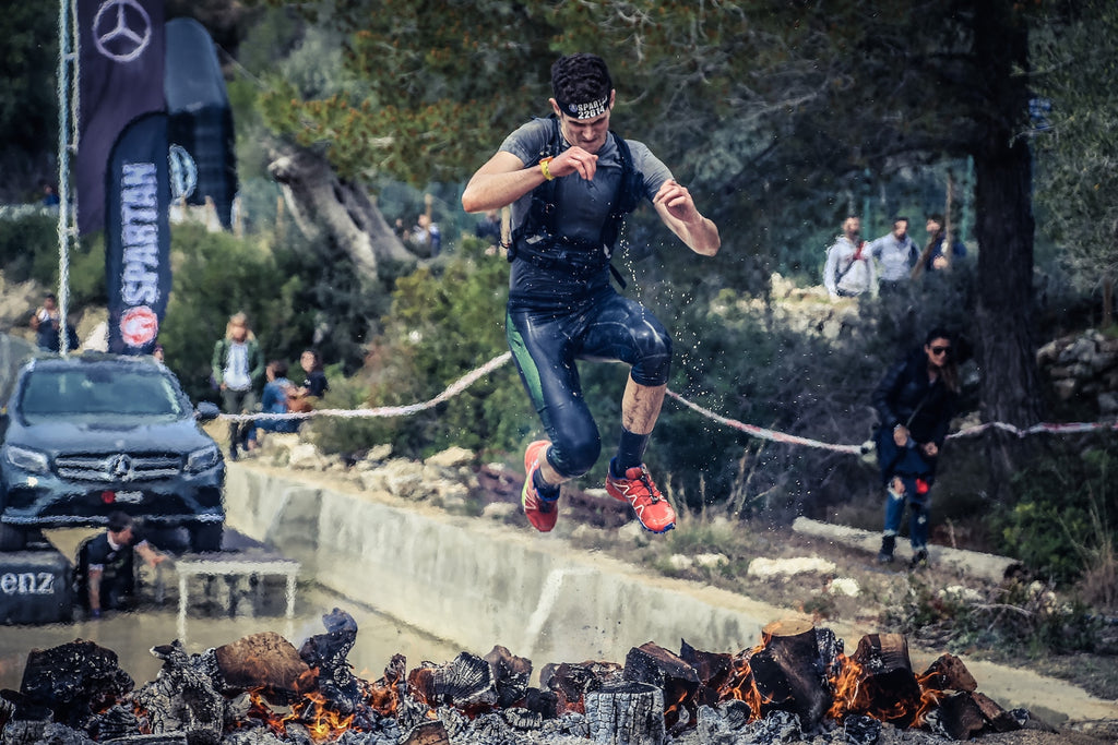 Spartan Racing and SP2 Spirulina Nutrition