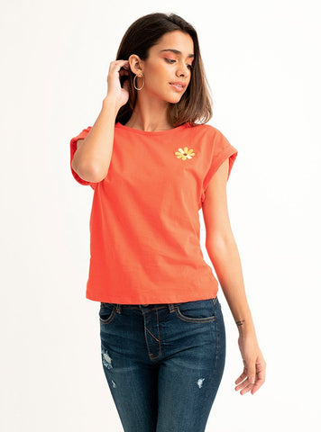 Walk On Water Shirt , Azul Claro