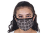 Printed Fabric Face Mask