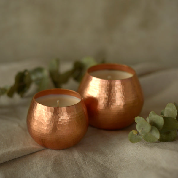 Copper Candles | French Market