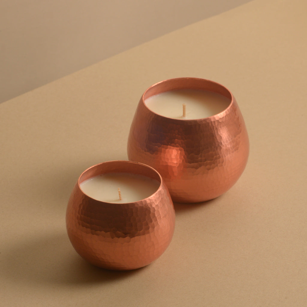 Copper Candles | Mimosa