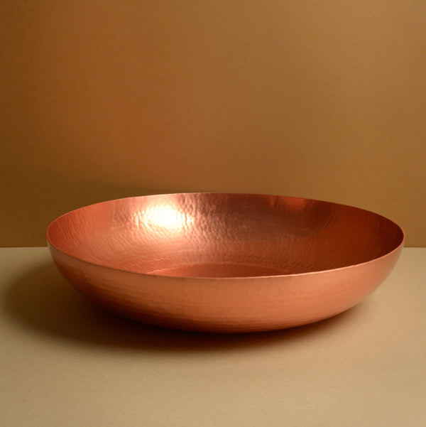 Copper Bowl Grande