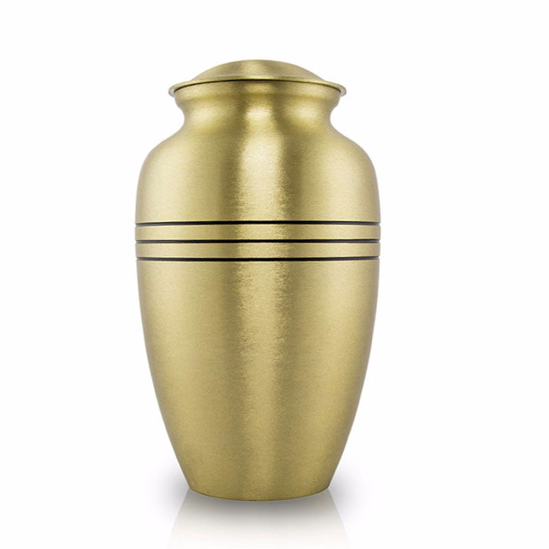 Classic Bronze Cremation Urn - Large