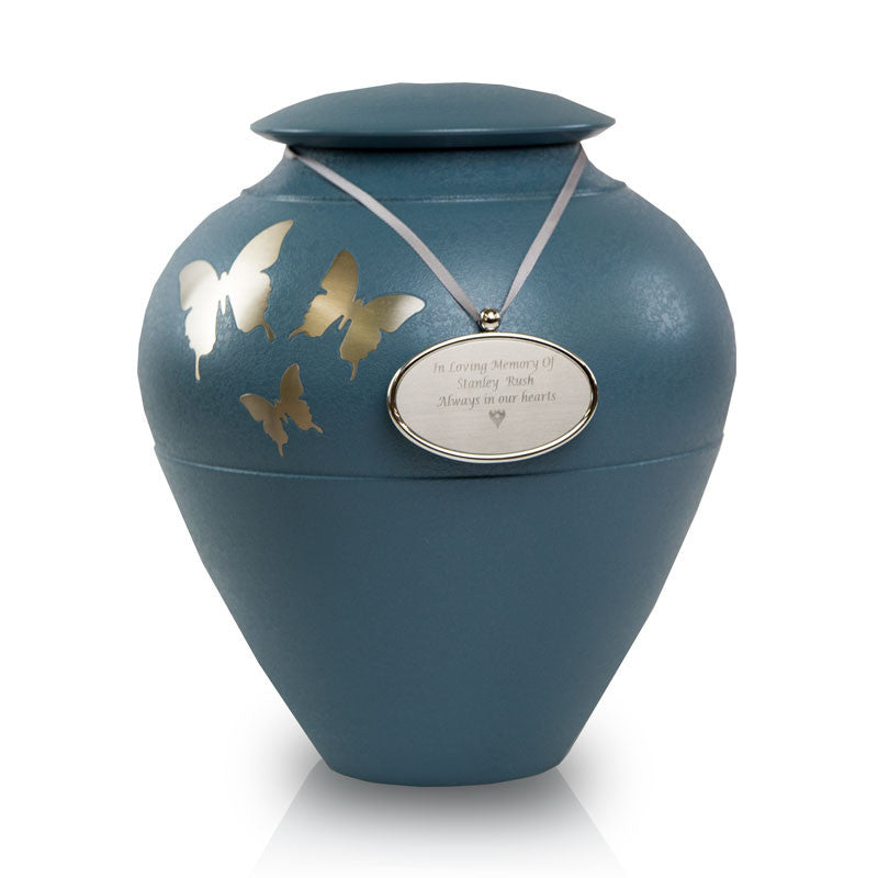 Back to Nature Cremation Urn - Butterfly