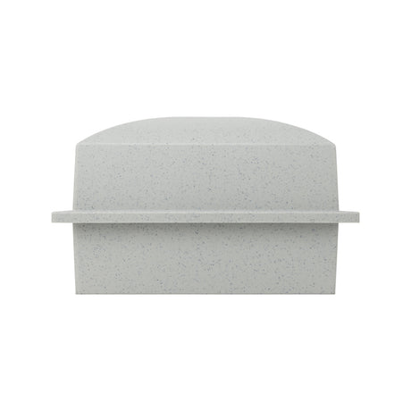 Granite Finish Compact Cremation Urn Vault