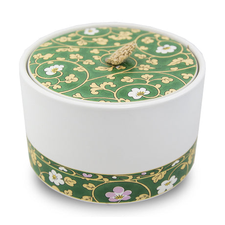 Floral Haven Pet Ceramic Urn