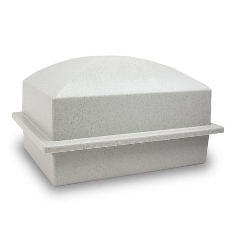 Granite Finish Cremation Urn Vault