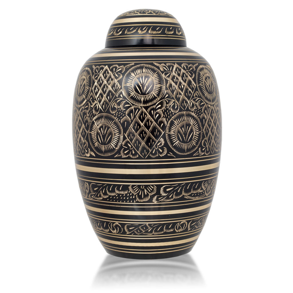 Radiance Bronze Cremation Urn for Ashes