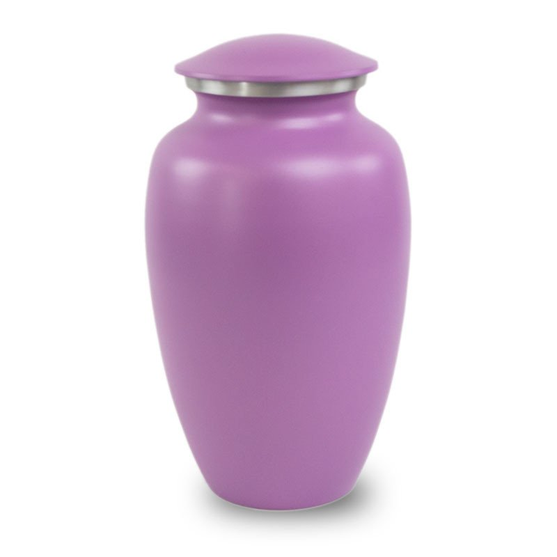 Lilac Classic Cremation Urn