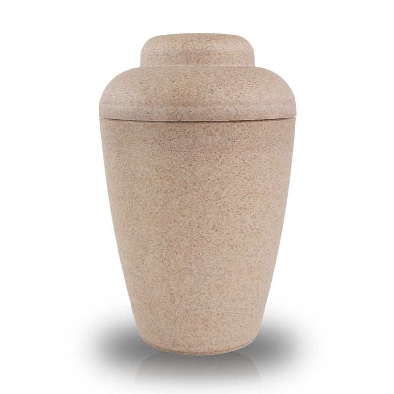 NatureUrn® Biodegradable Cremation Urn - Natural