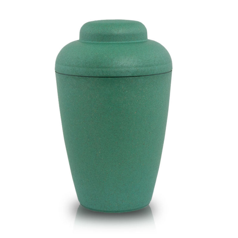 NatureUrn® Biodegradable Cremation Urn - Green