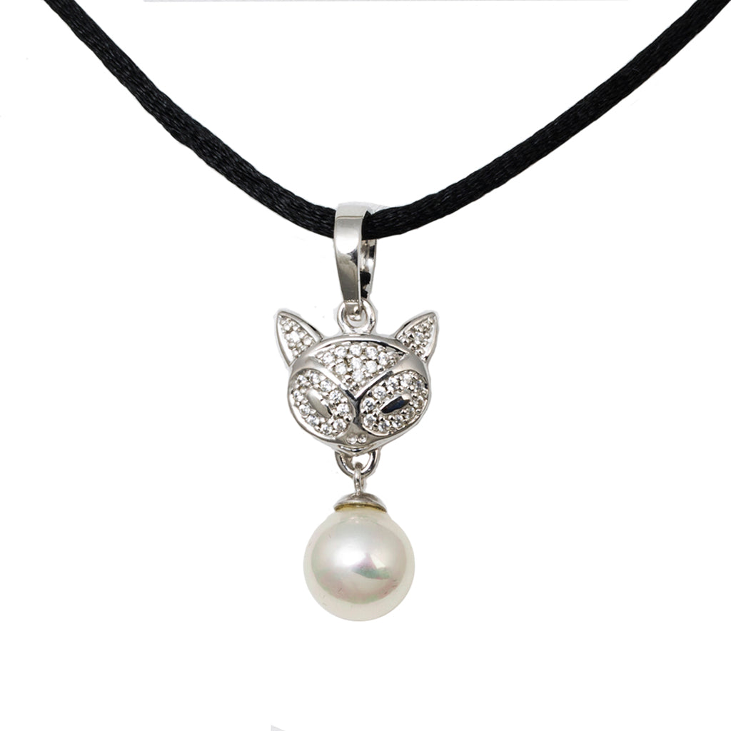 Precious Cat Cremation Pendant