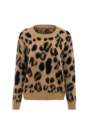Leopard Sweater