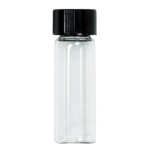 1 oz. Glass Vial with Lid for Gold Prospecting