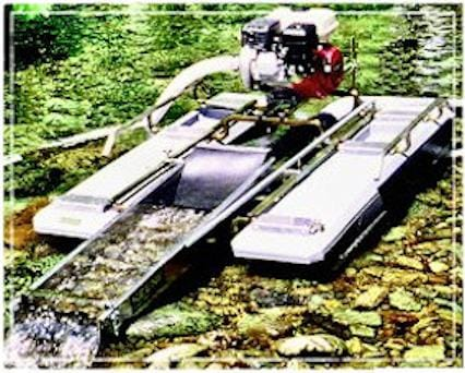 "2 1/2"" - 4 HP Ultra Dredge with Power Jet"