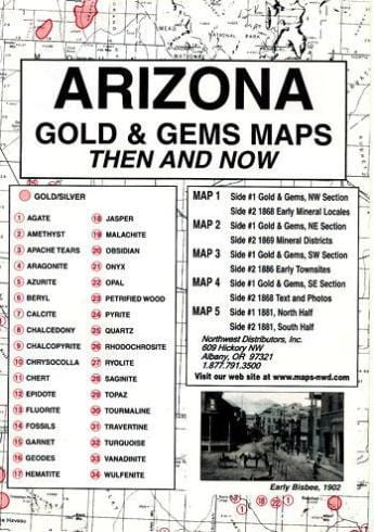 Arizona Gold and Gems