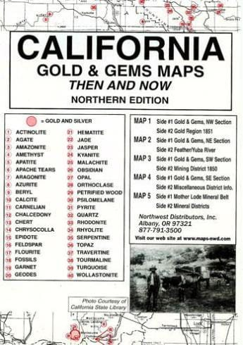California Gold and Gems (Northern)