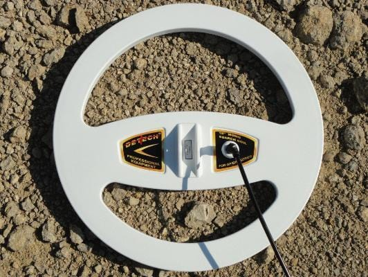 "18"" inch MONO BOOMERANG GOLD COIL by Detech"