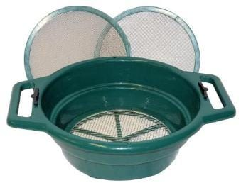 Cyclone Gold Sieves