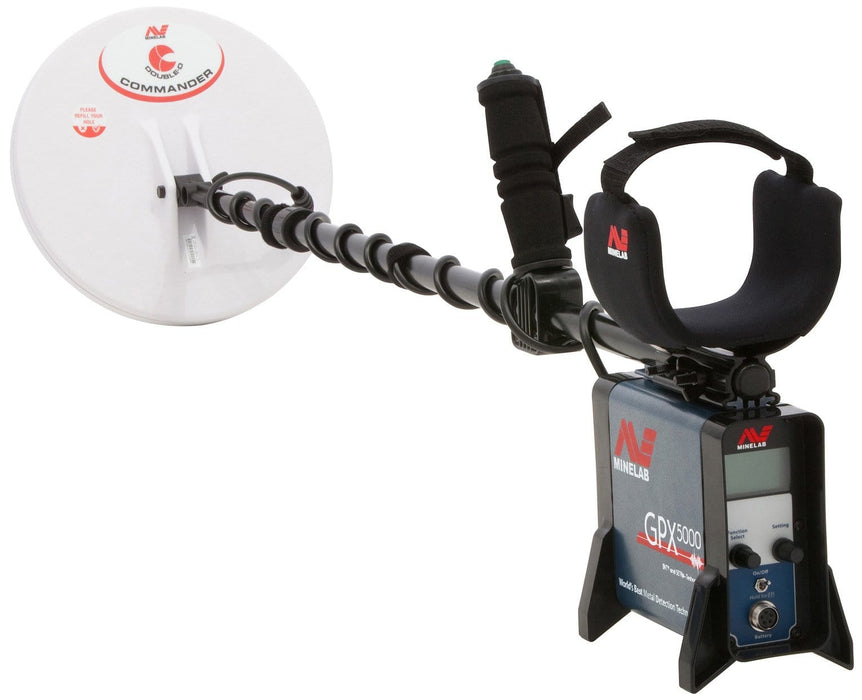 GPX-5000 Gold Detector Demo