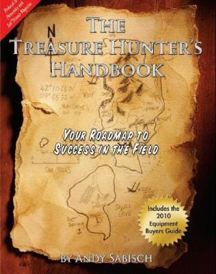 The Treasure Hunter's Handbook by Andy Sabisndy Sabisch