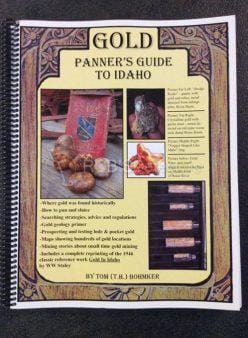 Gold Panner's Guide to Idaho